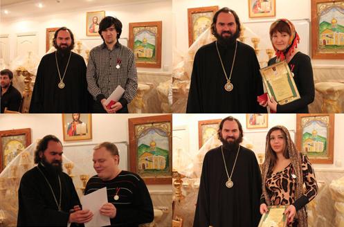 Студенты ПГЛУ отмечены церковными медалями