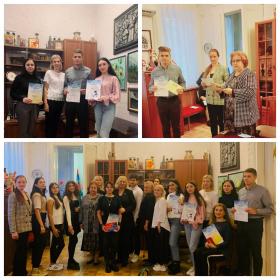 Студенты ИМО Пятигорского государственного университета – победители конкурса «Я выбираю жизнь»
