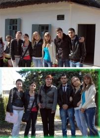 Студенты ИМСТИЯ посетили дом-музей им. М.Ю.Лермонтова