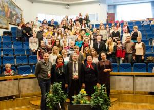 Студенты ПГЛУ вернулись с победой со Всероссийского фестиваля социальных проектов «Медиа Класс 2015»