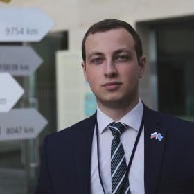 Студент ИМО ПГУ будет представлять Россию на Конгрессе Cовета Европы