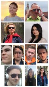 Студенты ИИЯМТ ПГУ приняли участие в 13 и 14 региональном этапе Всероссийского конкурса молодых предпринимателей