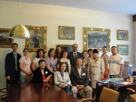 Представители ПГЛУ приняли участие в программе EDUESPAÑA