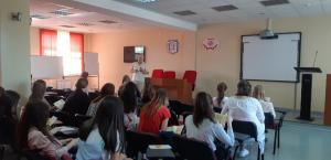 Встреча 1 курса ИМО с руководством МИАНО