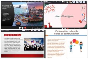 Онлайн-путешествие по странам мира студентов ИИЯМТ ПГУ