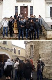 """Члены теологического клуба """"Межконфессиональный диалог"""" побывали на экскурсии"""