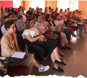 Встреча студентов 1 курса Института международных отношений с руководством МИАНО
