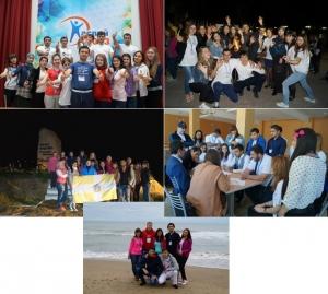 Студентка ИРГЯИГТ приняла участие в молодежном форуме «Каспий-2013»