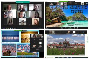 Защита проектов «Англоговорящие страны глазами студентов ИИЯМТ» в рамках работы Центра англистики и американистики ИИЯМТ ПГУ