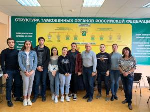 Первый этап Всероссийской студенческой олимпиады по специальности «Таможенное дело» в ИИЯМТ ПГУ