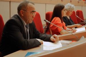 Руководитель Юридической клиники принял участие в международной конференции и прошел стажировку в Саратове
