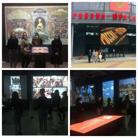Студенты ИПРИМ посетили музей «Россия - моя история»