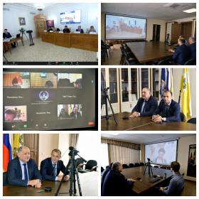 ПГУ принял участие в заседании НОТА