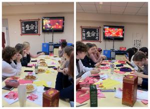 Заседание Центра китайского языка и культуры