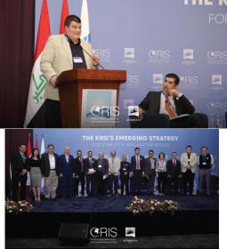 Профессор  Д.А. Миргород принял участие в конференции «Возрастающая стратегия Регионального правительства Курдистана в стабильности Ирака и региона»