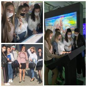 Студенты ИПИМ посетили музей «Россия – моя история»