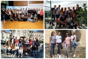 Включенное обучение студентов ПГУ в вузе-партнере в Австрии