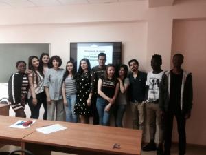 Слушатели Подготовительного отделения для иностранных граждан ПГУ сдали экзамен по литературе