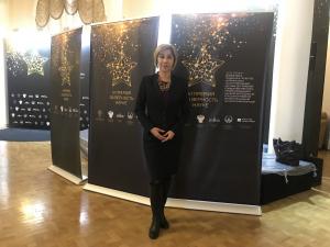 Торжественная церемония награждения лауреатов VI Всероссийской премии «За верность науке»