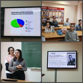 В Центре международного образования ПГУ продолжает свою работу фестиваль «Моя страна»