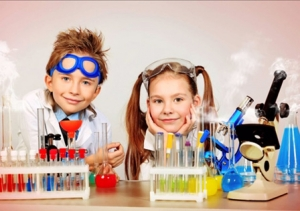 Открыта запись на уникальную краткосрочную программу «Увлекательная химия» для детей школьного возраста в Музее занимательных наук Эйнштейна