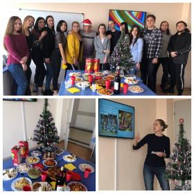 Рождество в испанском клубе ИПиМ