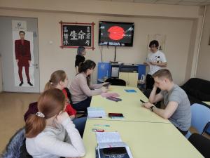 Студенты ИПРИМ провели заседание круглого стола