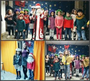 Центр русского языка и культуры «Институт Пушкина» в Португалии принял участие в празднике Рождества