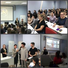 Подведение результатов конкурса на лучший видеоролик «My University» в честь 80-летия ПГУ