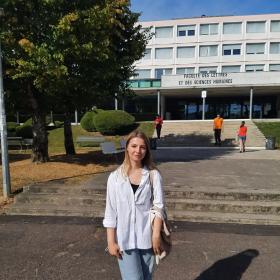 Начало учебного года по программе двух дипломов с Университетом Лиможа (Франция)