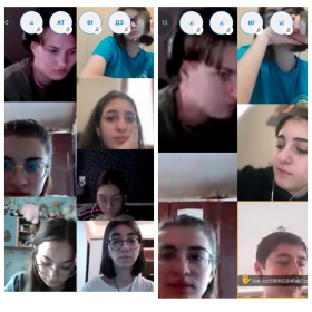 В ИИЯМТ ПГУ прошёл круглый стол в режиме онлайн на тему «Готский язык»