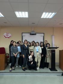Тренинг командообразования с активом Клуба китайского языка и культуры