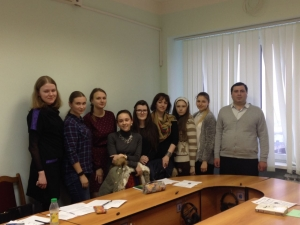 Участие слушателей МИАНО ПГУ в интерактивном занятии «Veloland»