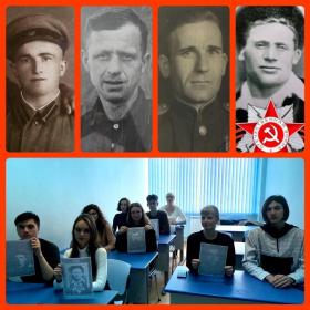 Заседание круглого стола в ИПРИМ на тему: «Герои моей семьи – участники Великой Отечественной войны»
