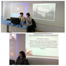 Студенческая онлайн конференция в рамках дискуссионного клуба английского языка «Hit the Target» в ИПИМ