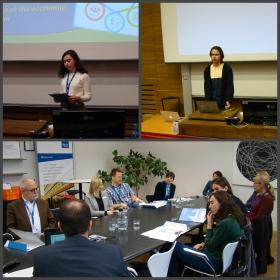 Преподаватели и студенты ПГУ на международной конференции в г. Санкт-Пельтен, Австрия