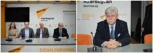 Участие директора ИМО, профессора В.Н. Панина в научных мероприятиях в Азербайджане