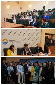 Участие представителя ПГУ в международной встрече  «Содружество наших стран» в г. Калиниграде