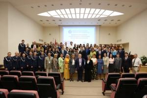 Профессор кафедры конституционного и муниципального права Л.А. Тхабисимова приняла участие в международной конференции