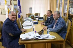 Президент ТУСУР посетил ПГУ
