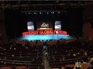 Представители Бизнес-школы ПГУ приняли участие в Synergy Global Forum