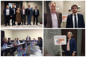 Сотрудники ПГУ приняли участие в XXV юбилейном семинаре Сети этнологического мониторинга и раннего предупреждения конфликтов – EAWARN