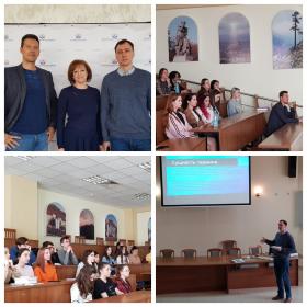 В ИПРИМ состоялся мастер-класс «Создание, использование и актуальность баз данных и электронных словарей»