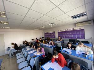 Олимпиада по китайскому языку прошла среди студентов 3 курса ВШУ и ИПИМ