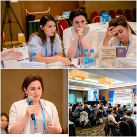 Лия Ревазовна Мхеидзе приняла участие в IV Всероссийском форуме по обучению и развитию персонала в современном мире
