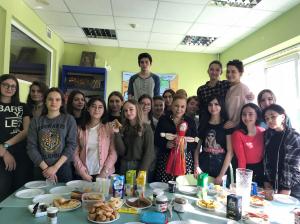 Посвящение Юбилею университета: Мультилингвальный фестиваль европейских языков и культур в ИИЯМТ ПГУ