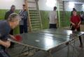 Соревнования по настольному теннису среди первокурсников