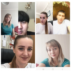 Слушатели Подготовительного отделения для иностранных граждан ПГУ успешно сдали экзамен по русскому языку