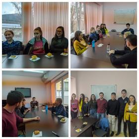 Студенты ПГУ обсудили проблему гуманизма в современном мире