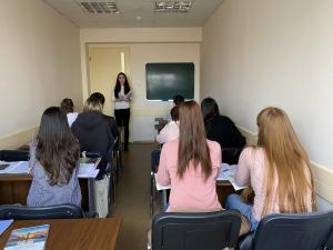 Студенты ИИЯМТ ПГУ провели конкурс на лучшего чтеца стихов на военную тему